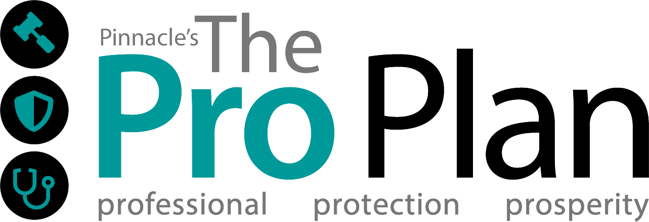 Pinnacle's The Pro Plan Logo